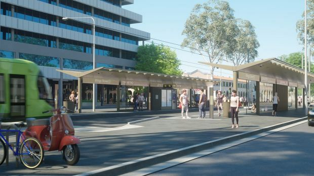 Northbourne Avenue light rail approved by National Capital Authority