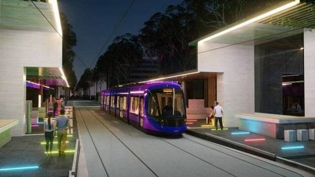 ACT government signs Gungahlin to city light rail contract for $710 million