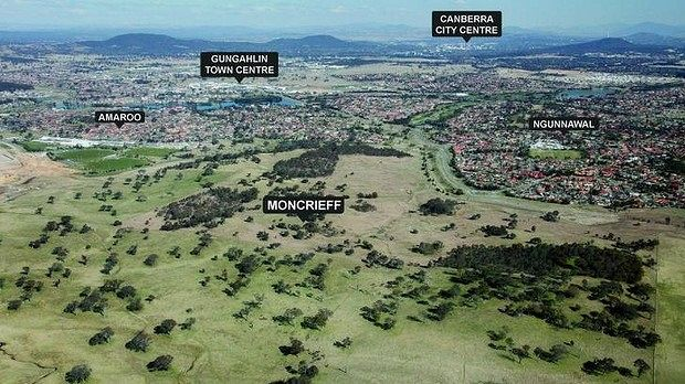 Buyers Stake Claims For Homes In New Suburb Of Moncrieff