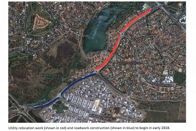 Gundaroo Drive Stage 2 Duplication – Start of Works