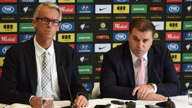 A-League: Canberra's population not big enough as FFA boss David Gallop rules out team