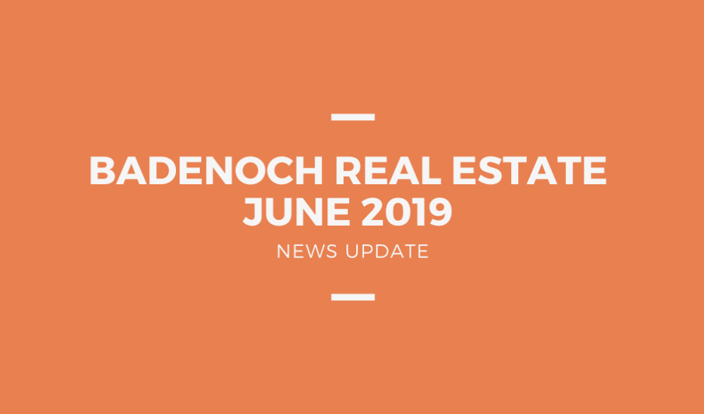June 2020 - Badenoch Newsletter